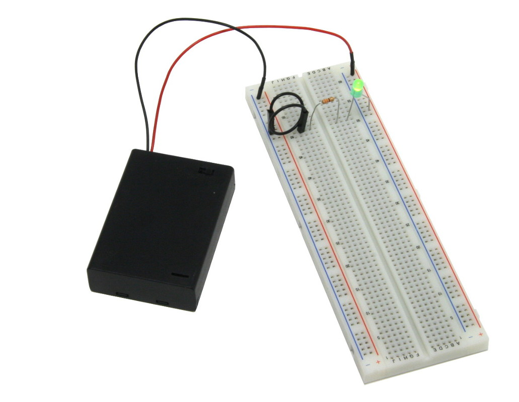 Bb830 Kit Breadboard Accessory Busboard Prototype Systems Breadboards Are Used To Electronic Circuits Without Having Features