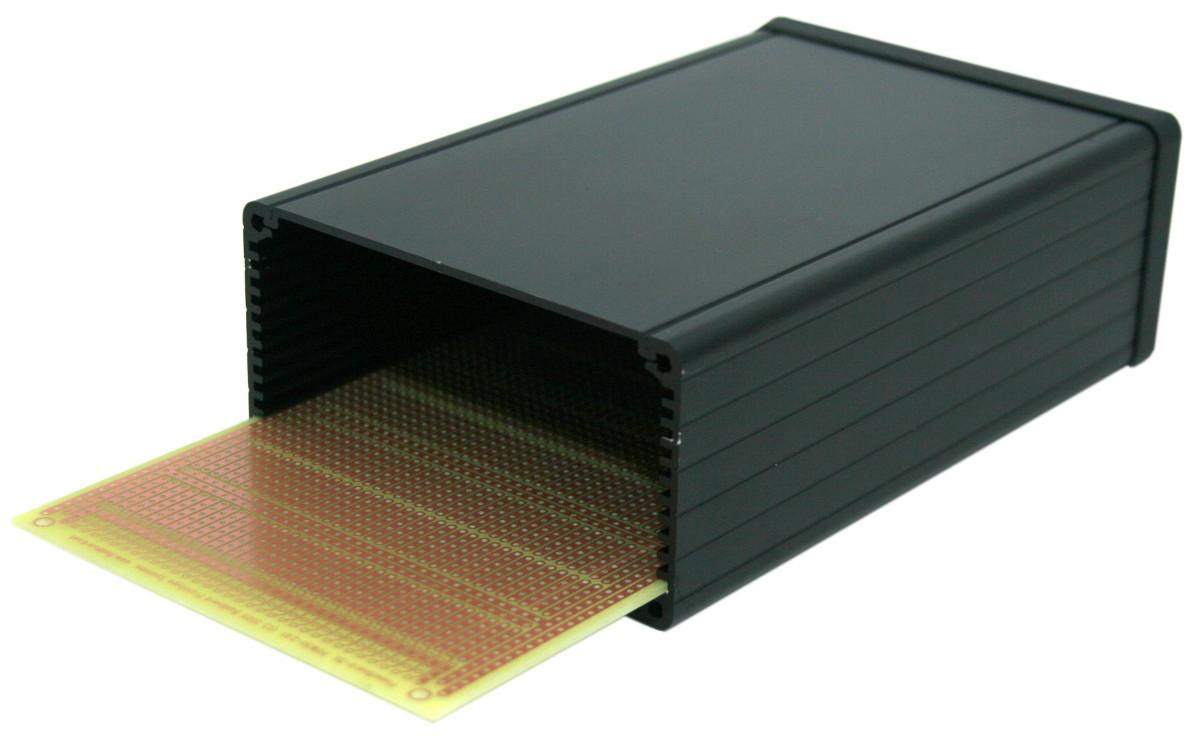KBOX3-AL-SV-POW 1 Piece Busboard Prototype PCB Prototyping Boards