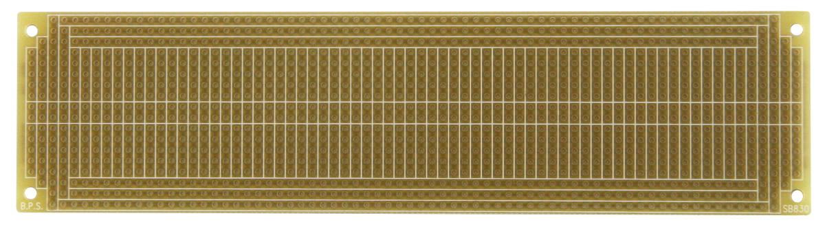SB830 | Solderable PC BreadBoard | BusBoard Prototype Systems